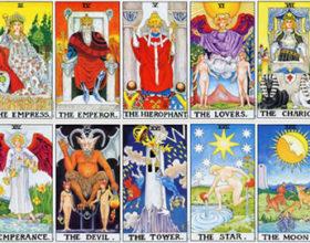 Sorprendente relación entre el Tarot y los Signos del Zodiaco